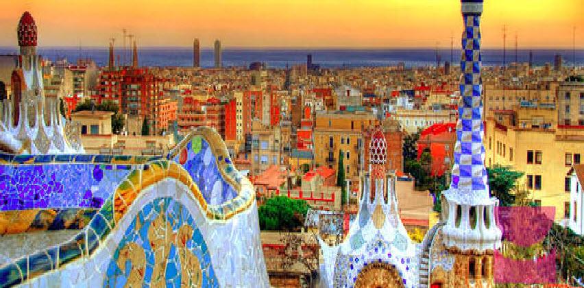 Barcelona Ha Sido La Ciudad Espa Ola M S Buscada Este